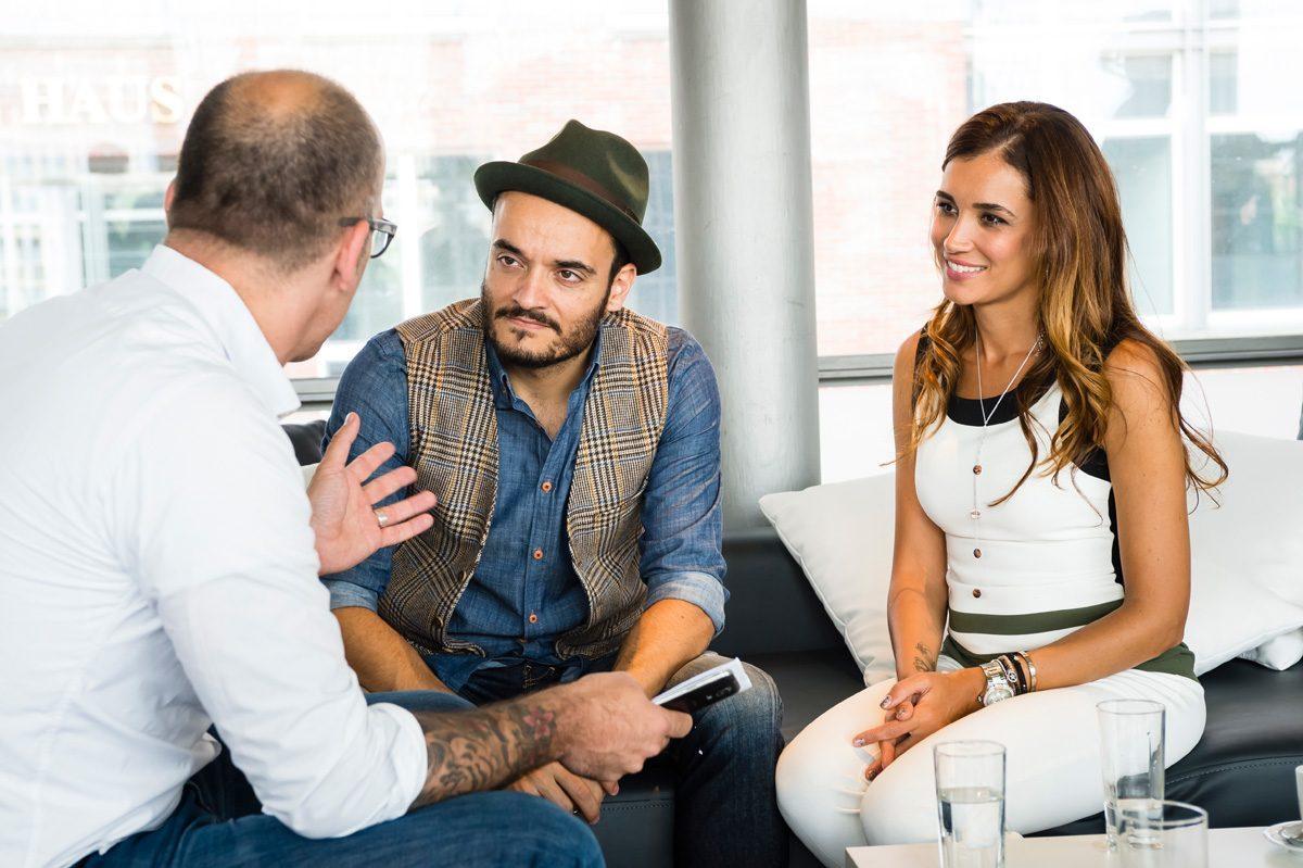 Giovanni Zarrella im Interview mit Daddylicious