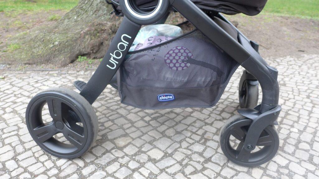 Kinderwagen Chicco Urban Plus Korb