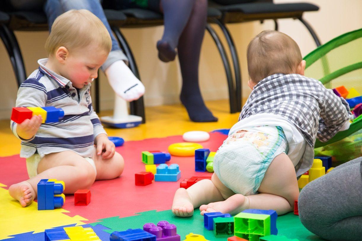Pampers Event PG Schwalbach Playground Lab Babys II