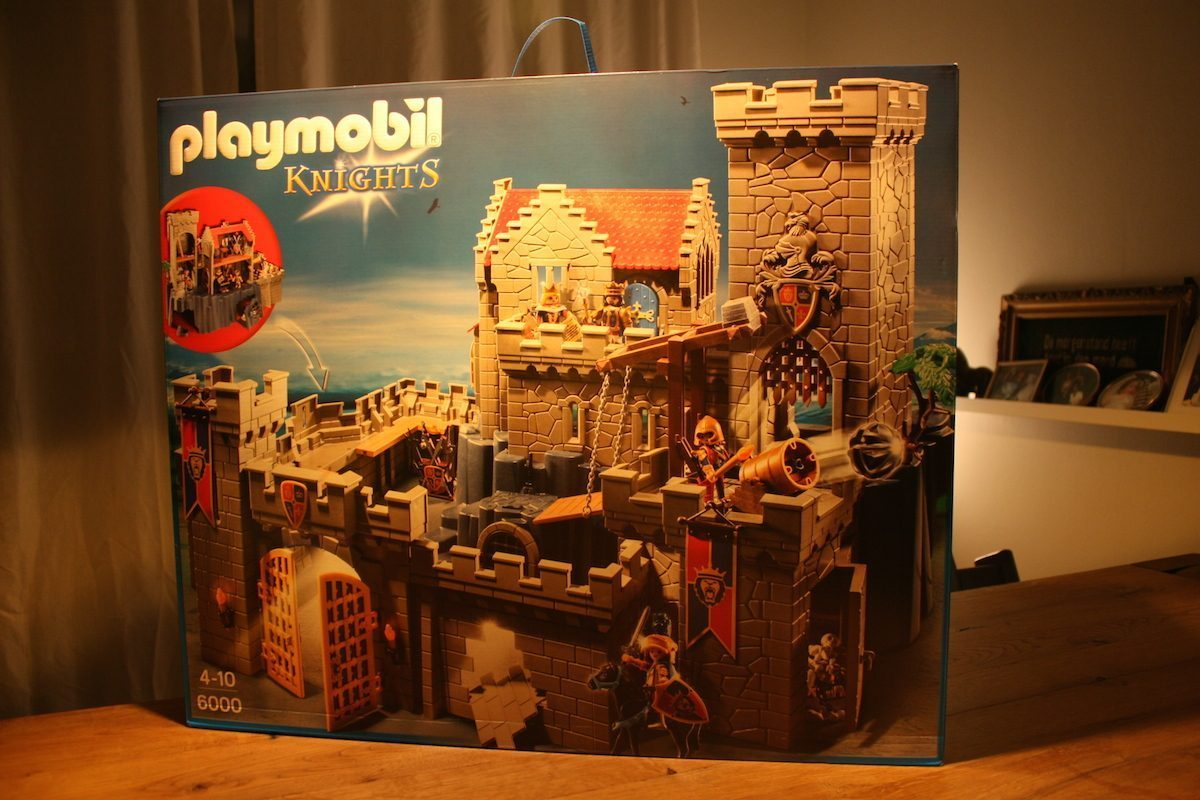 Playmobil Daddylicious Castle Pack