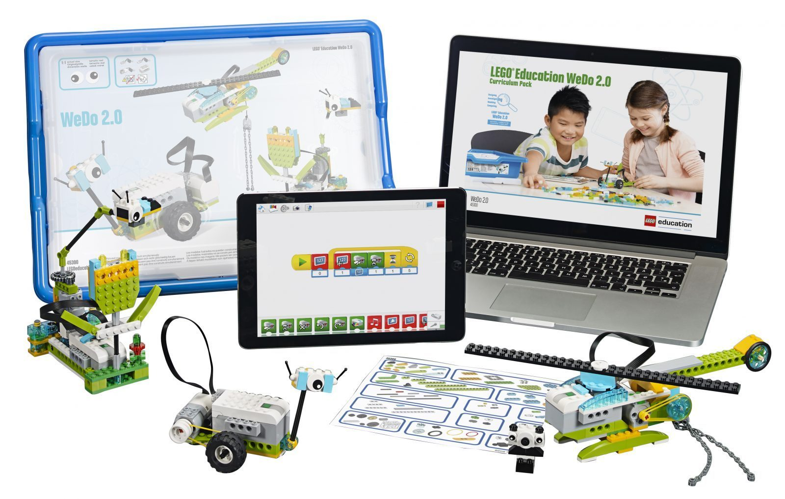 Pressebild LEGO Education WeDo 2 2 e1623090943471