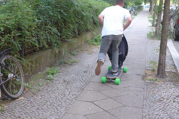 Quinny Longboard Stroller 2