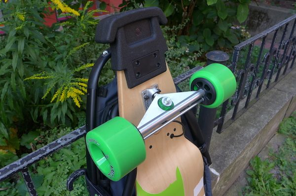 Quinny Longboard Stroller 9