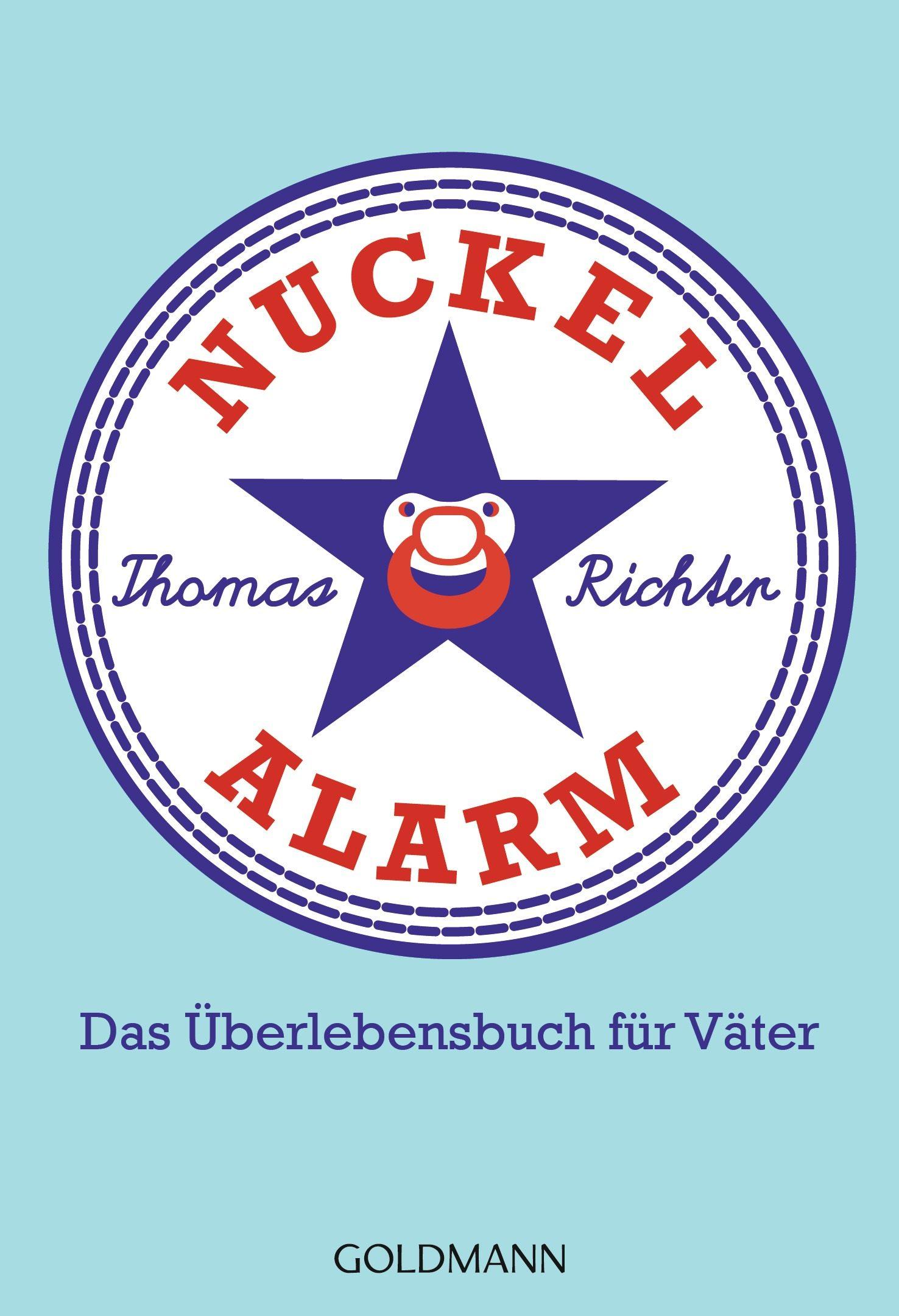 Thomas Richter - Nuckelalarm Cover