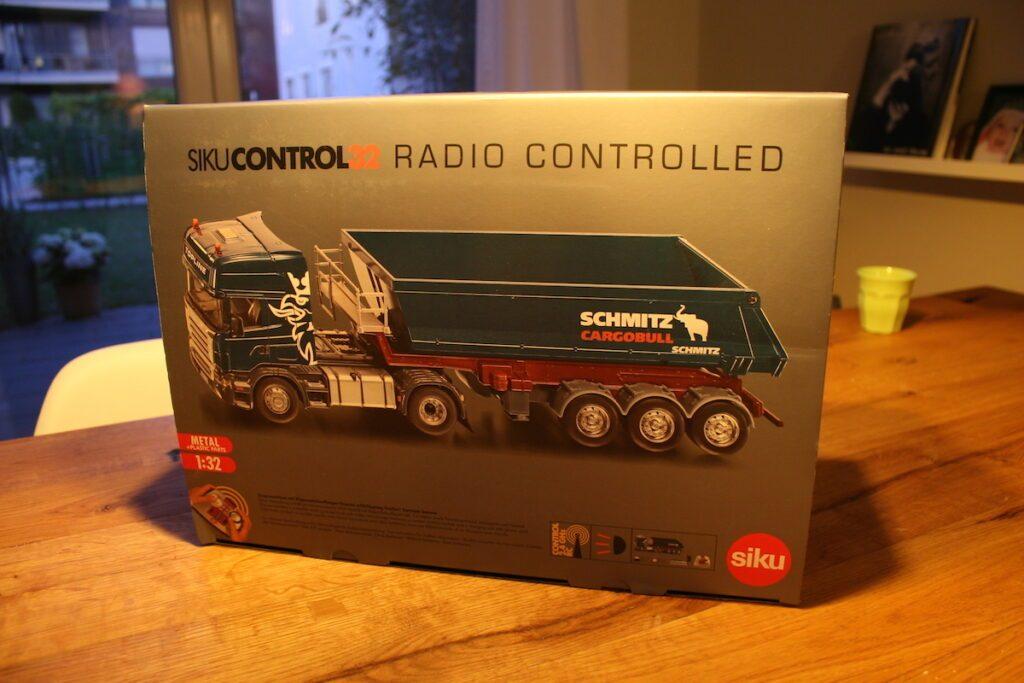 SIKU Scania Truck Control32 1