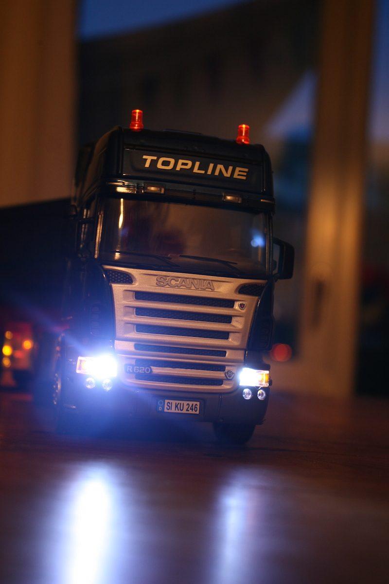 SIKU Scania Truck Control32 14