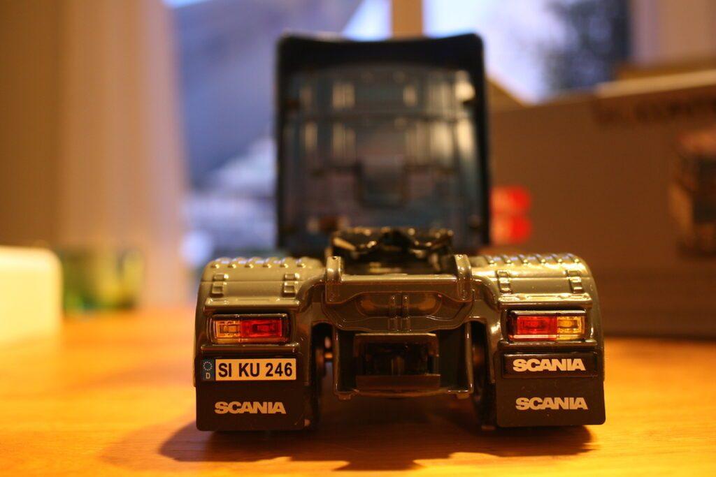 SIKU Scania Truck Control32 4