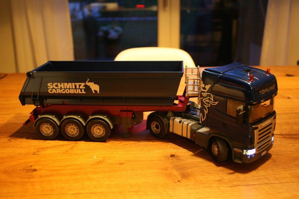 SIKU Scania Truck Control32 7