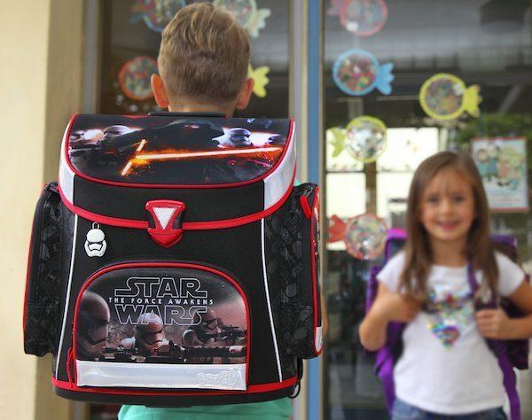 Scooli Star Wars Schule 1