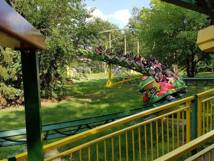 Serengeti-Park Hodenhagen Achterbahn