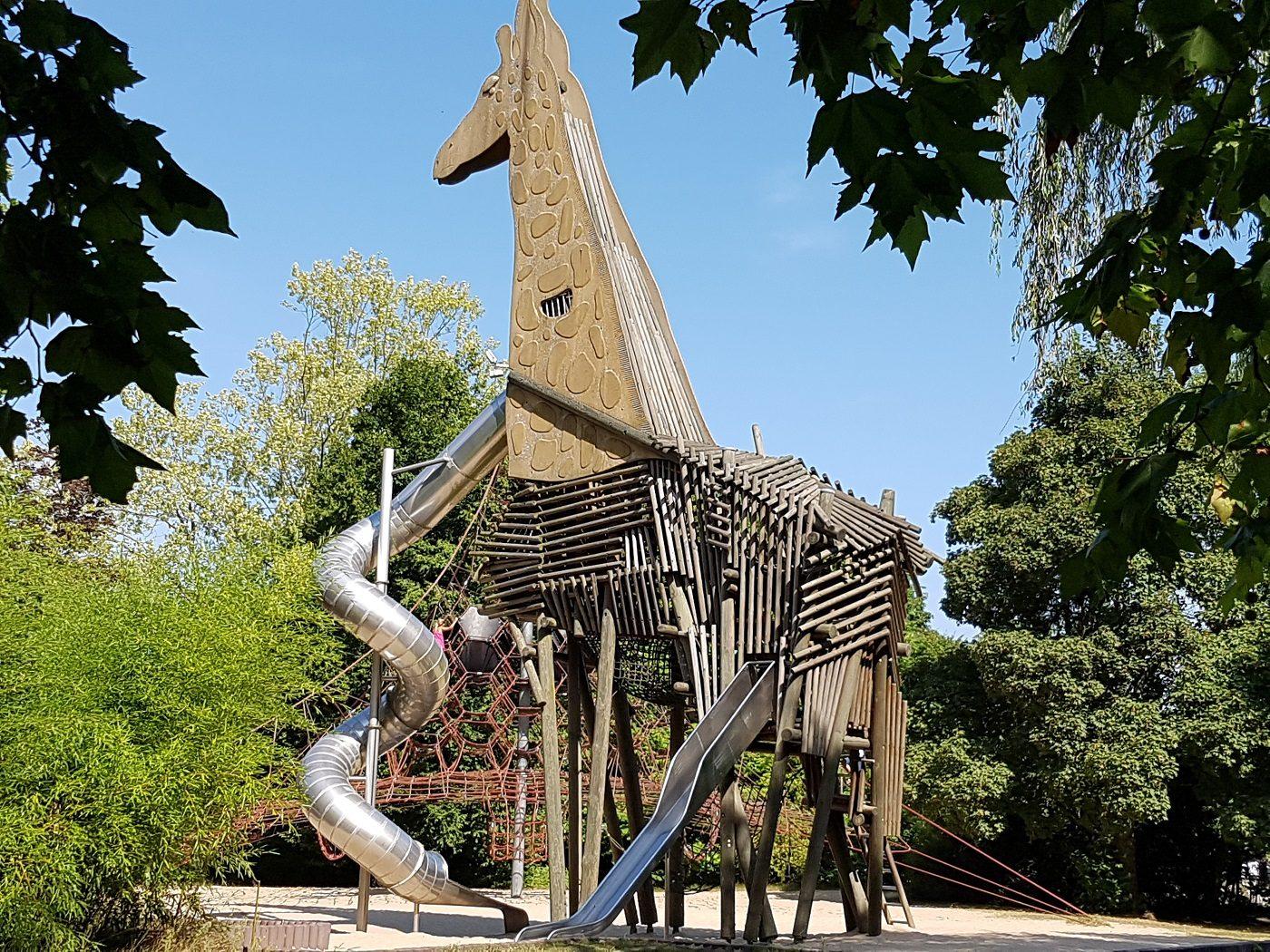Serengeti Park Hodenhagen Spielplatz
