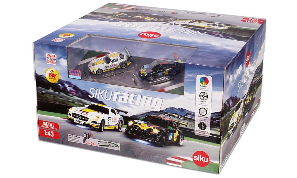 Siku Racing GT Challenge Verpackung