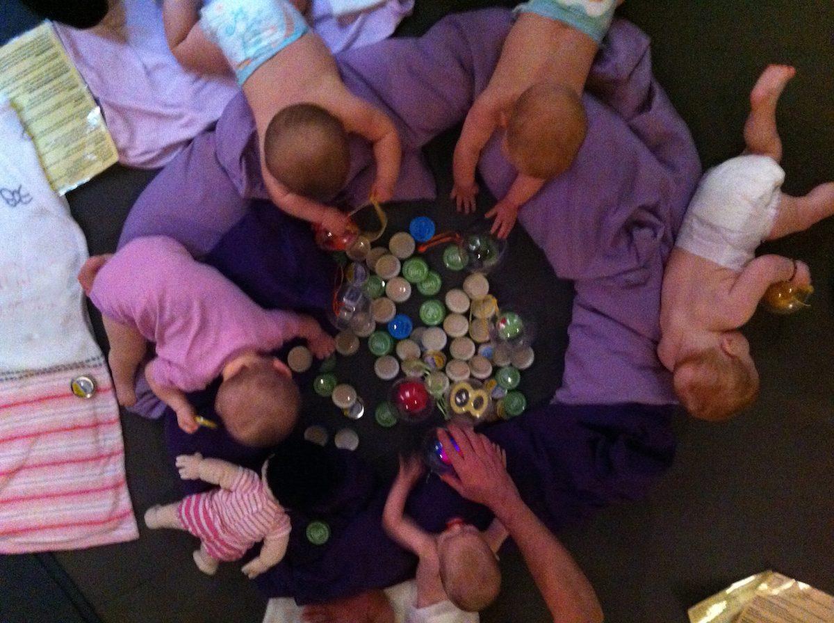 Krabbelgruppe Babies
