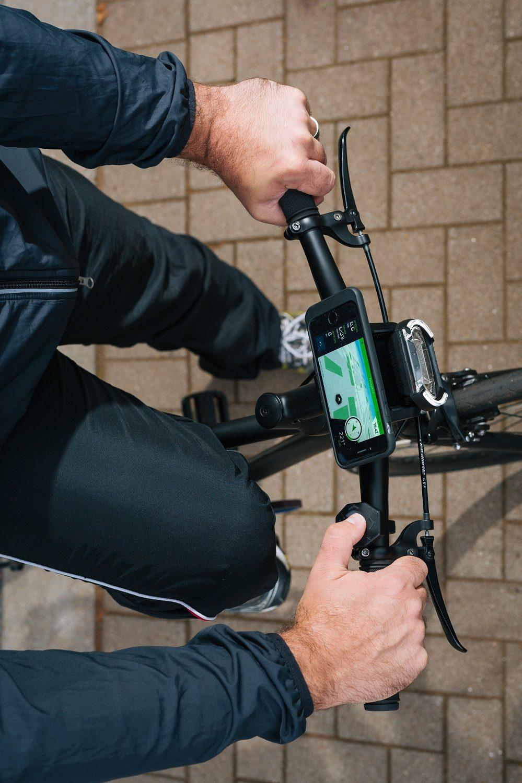 Fahrrad Smartphone-Cockpit COBI