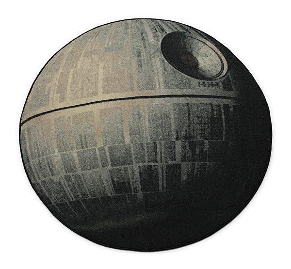 Star Wars Todesstern Teppich