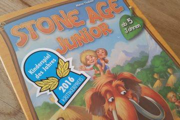 Stone Age Junior Spiel des Jahres 2016