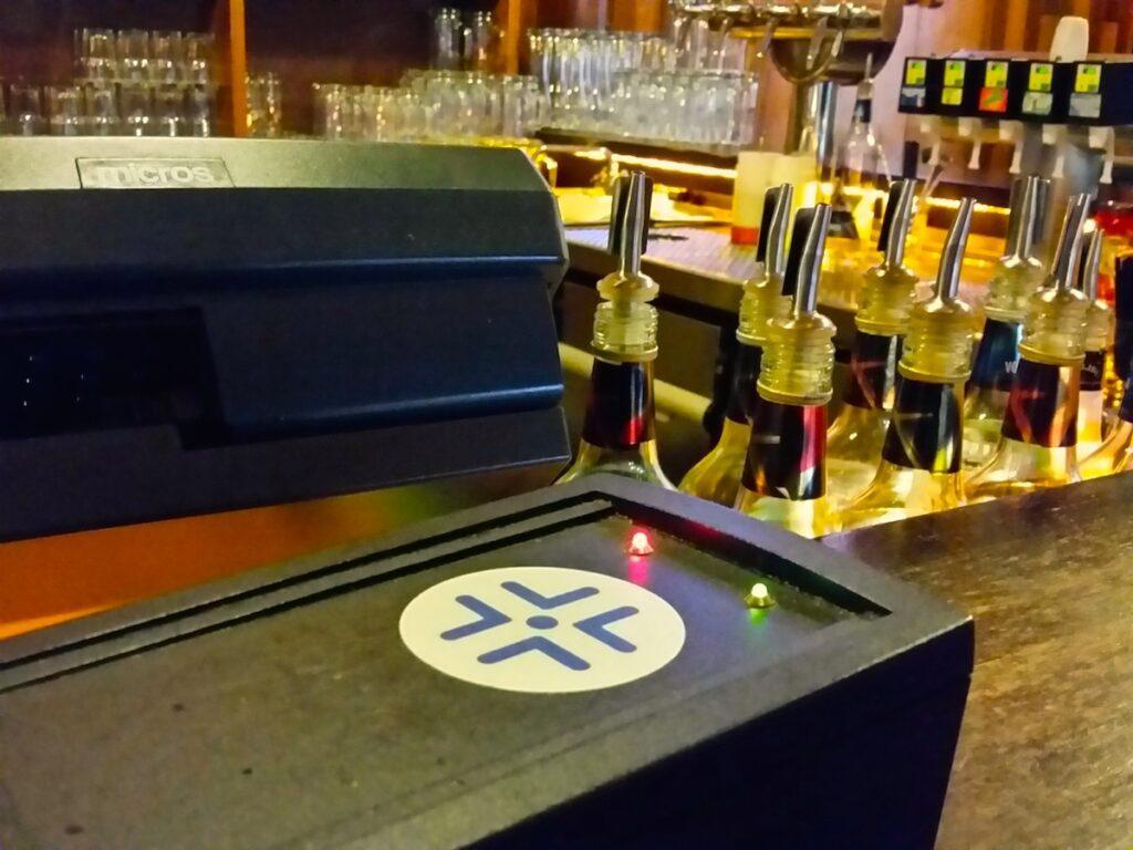 TI Kasse Bar