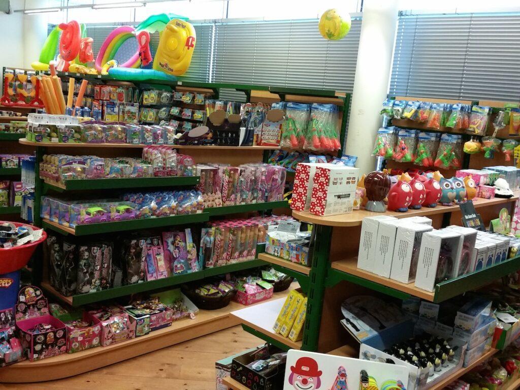 TI Shop