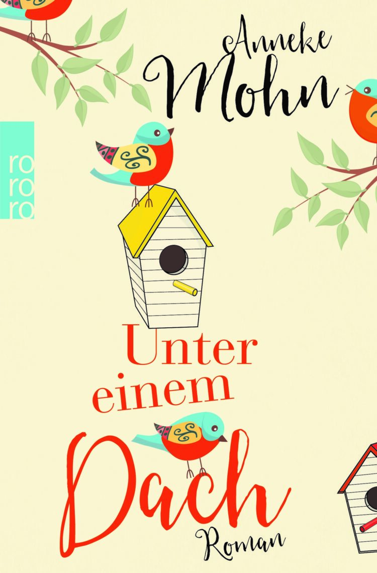 Unter einem Dach_Anneke Mohn_Cover