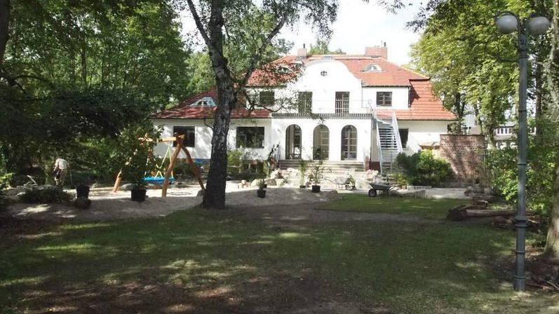 Villa Lobo in Niederschönhausen