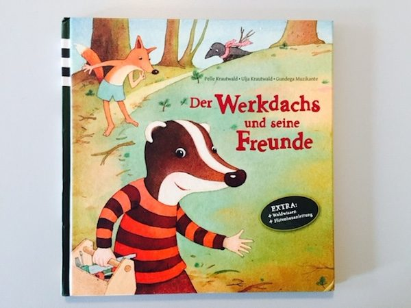 Werkdachs Cover