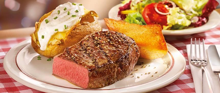 block house steak