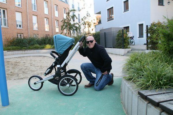 Bugaboo Runner im Daddy-Check
