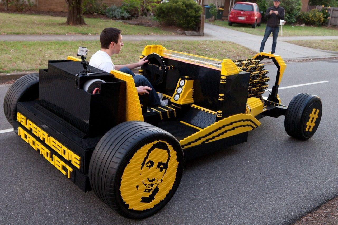 fullsize lego car 14 1