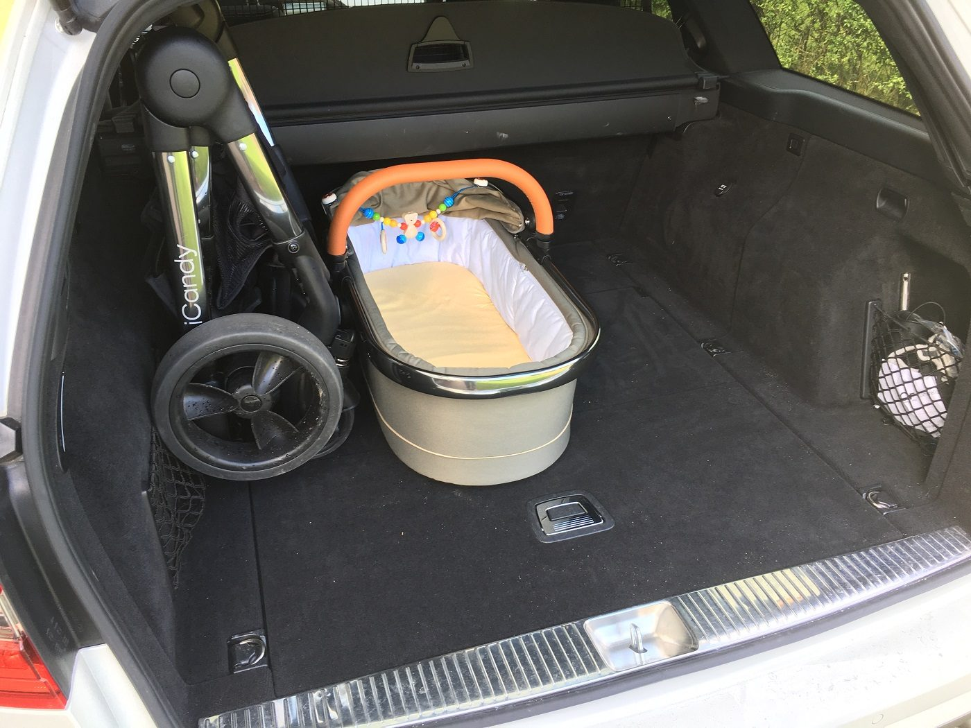 icandy-peach-kofferraum