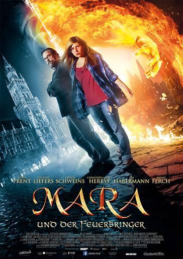 Filmplakat zu Mara und der Feuerbringer