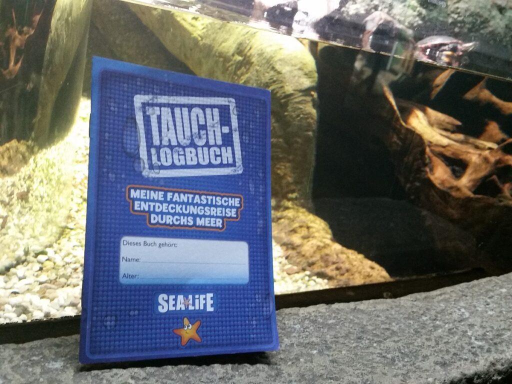 sea life timmendorfer strand logbuch