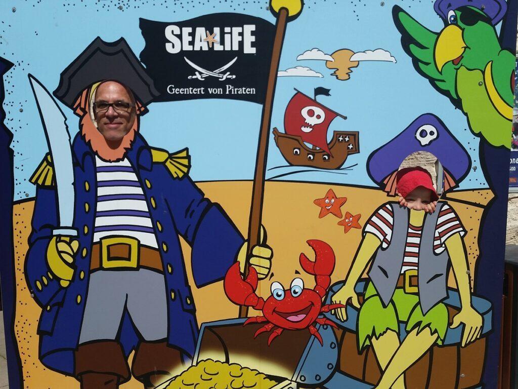 sea life timmendorfer strand piraten