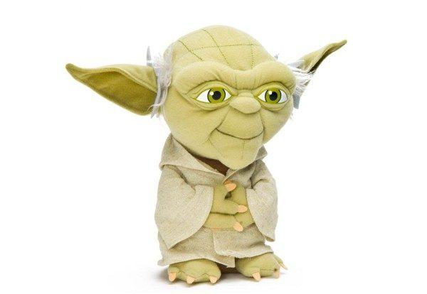 Yoda Stofftier