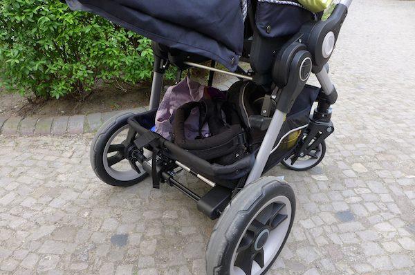 Kinderwagen Teutonia Be You 3 im Test