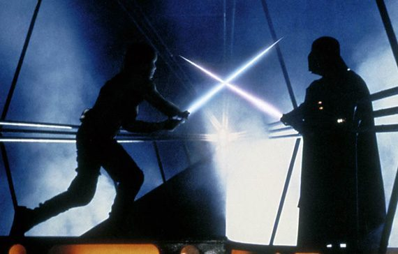 Darth Vader Superdad