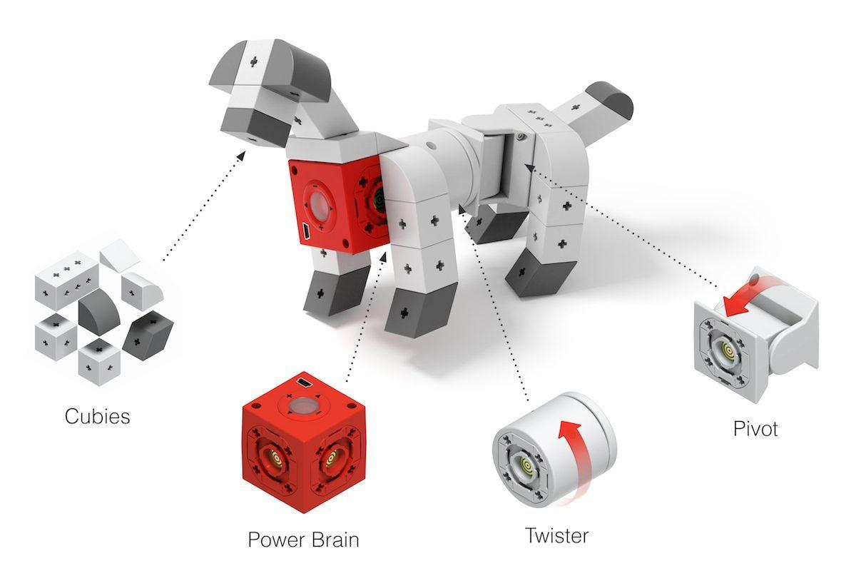TinkerBot Hund Roboter