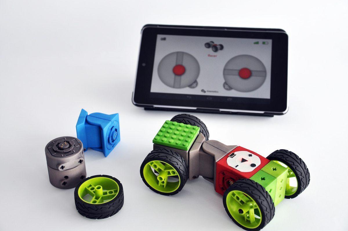 TinkerBot Steuerung per App
