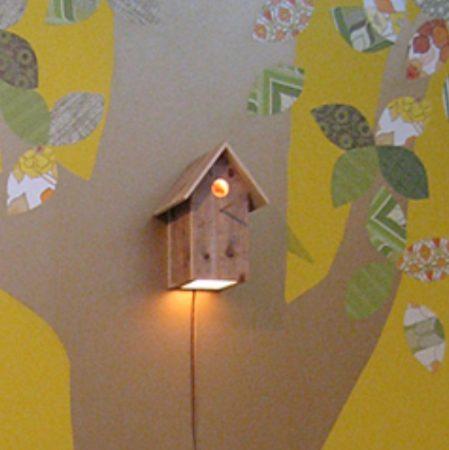 Wanduhr für das Kinderzimmer